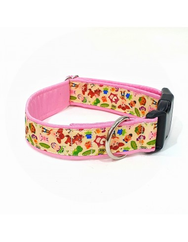 Collar Toy Story Pink